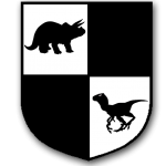 Coat of Arms Dinosaur