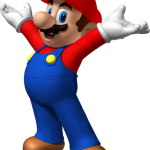 It's a me! Your husband!