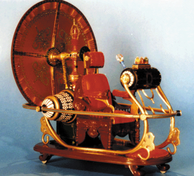 Hg wells time machine this time machine will get you