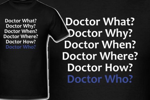 Things That Are Cool - Doctor Who