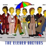 Cartoon Doctor Who