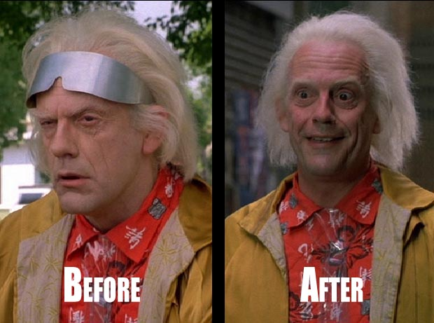 Rejuvenation Clinic - Back To The Future