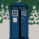 Doctor Who – South Park
