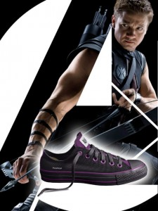 Hawkeye Converse