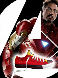 Iron Man Converse