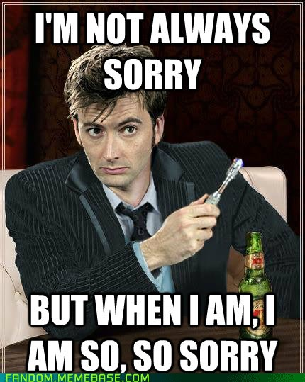 The Most Interesting Time Lord