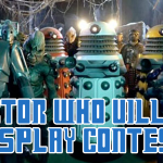 Doctor Who Villain Cosplay Contest