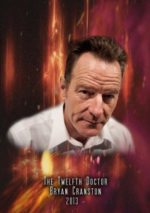 If Doctor Who was American_Bryan Cranston 12th Doctor