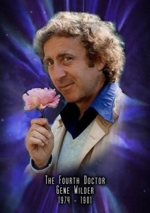 If Doctor Who was American_Gene Wilder the fourth doctor
