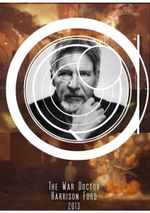 If Doctor Who was American_Harrison Ford The War Doctor 12
