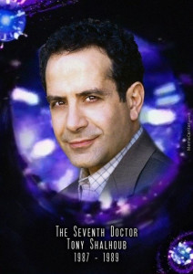 If Doctor Who was American_Tony Shalhoub the Seventh Doctor