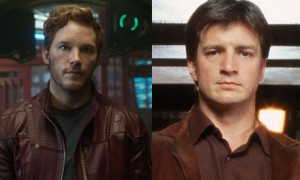 Petter Quill Star-Lord malcolm reynolds