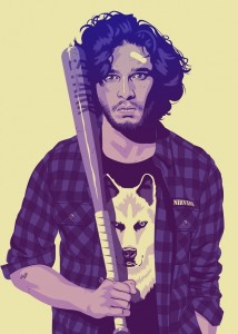 GOT Makeove - Jon Snow