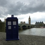 A TARDIS Abroad London Big Ben