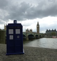 Big Ben, London UK (a TARDIS abroad)