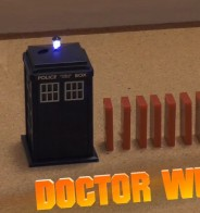Doctor Who Plus Dominoes