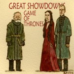 Game of Thrones Scott C Great Showdowns 5