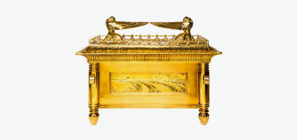 Ark of the Covenant from Raiders of the Lost Ark (1981)