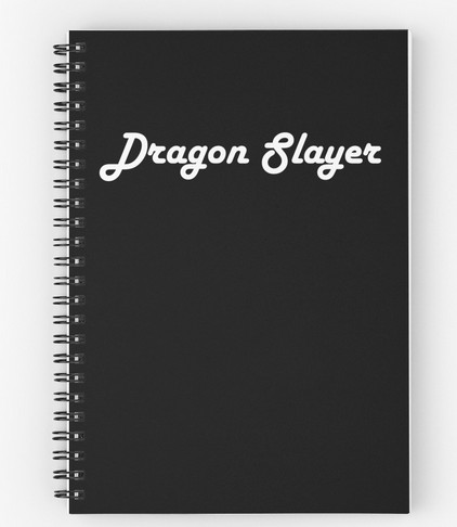 Dragon Slayer Notbook