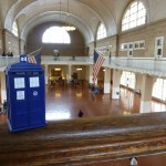 Ellis Island New York New Jersey A TARDIS Abroad Doctor Who Interior