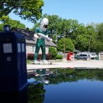 Launchpad Diner in Wilmington, Illinois USA (A TARIDS Abroad)